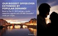 Azamara's Biggest Offer Ever!